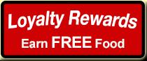 Menu star loyalty rewards button